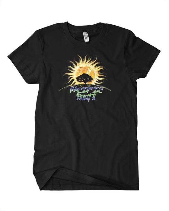 Image of Mens Sun Logo TShirt