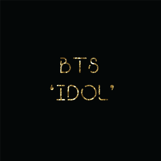 Image of BTS 'Idol' Drum Notation