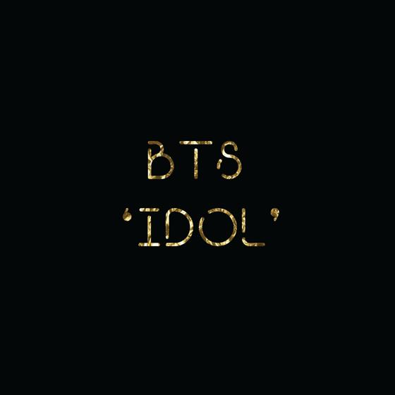 Image of BTS 'Idol' Drum Notation