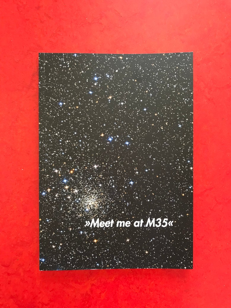 Image of MEET ME AT M35 / M35 X POPUP PRESS