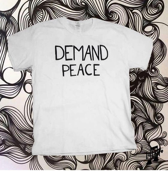 Image of Demand Peace ✌🏻❤️