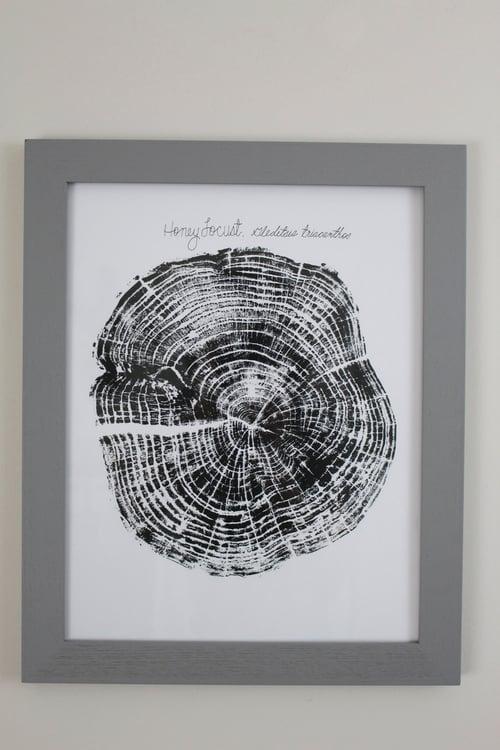Image of Relief Prints - Eastern Red Cedar