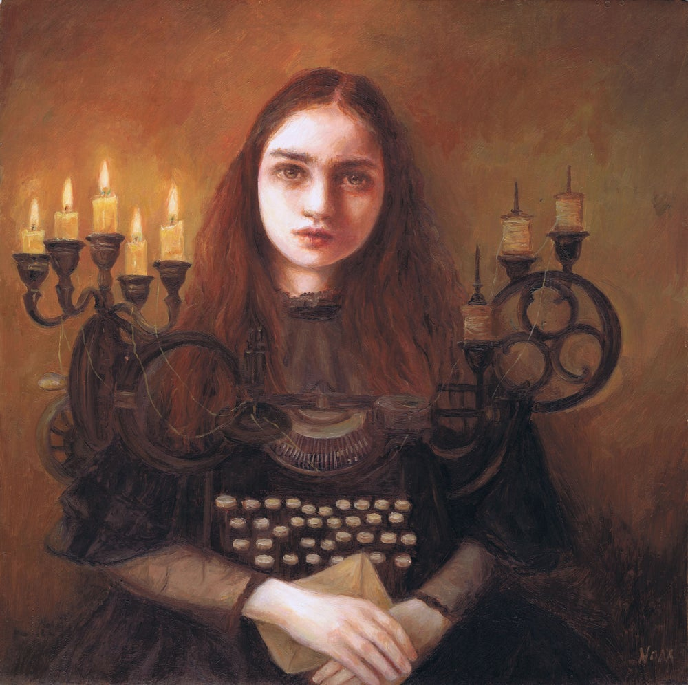 Image of 'The Seamstress' by Nom Kinnear King