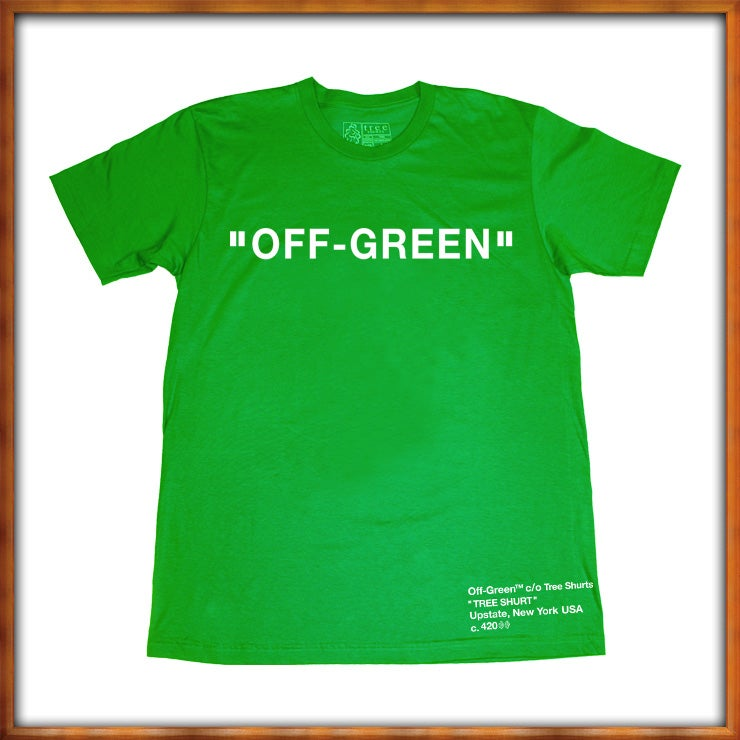Image of Off-Green T-Shurt