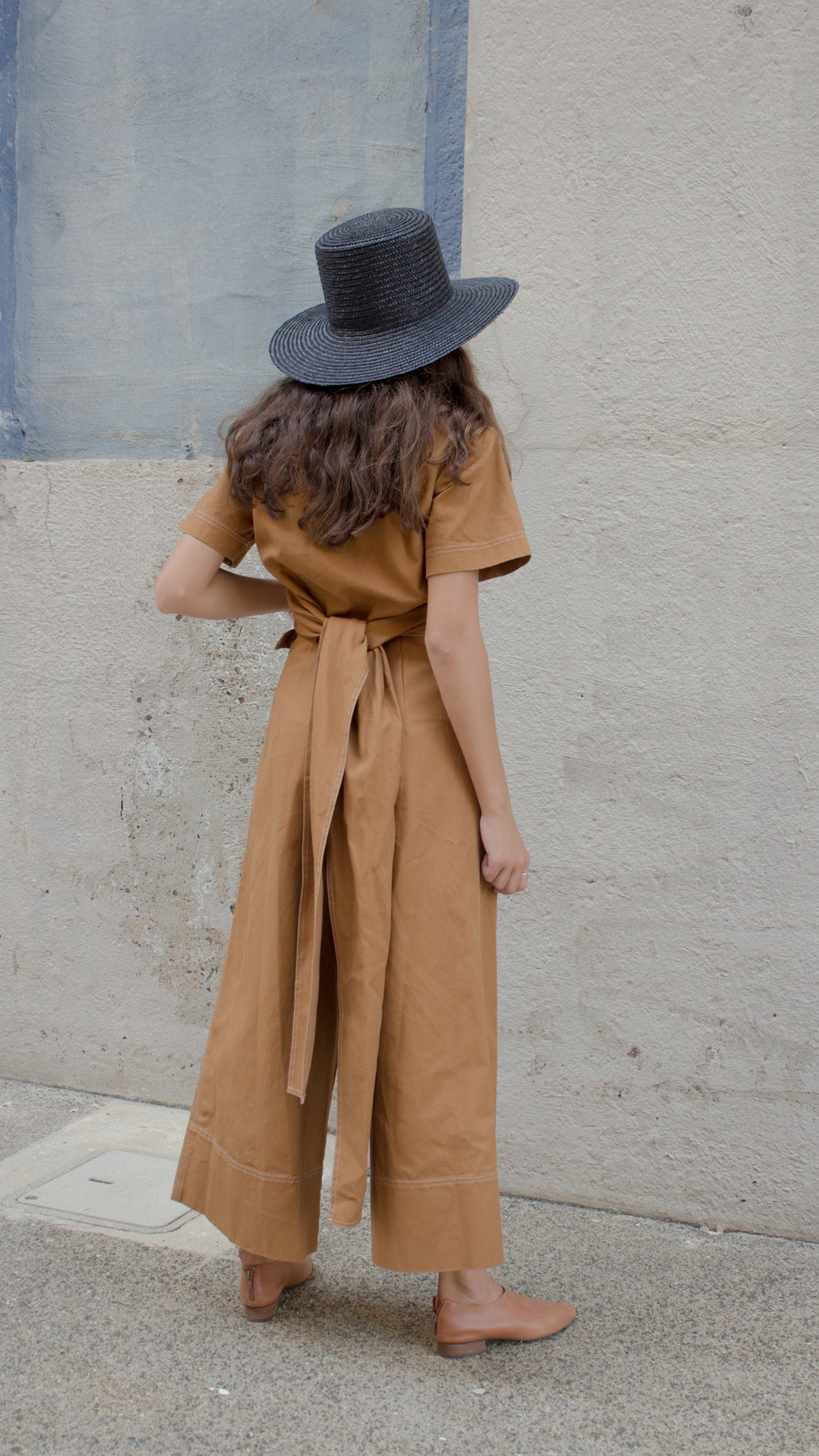 Image of Caron Callahan Cardell Jumpsuit