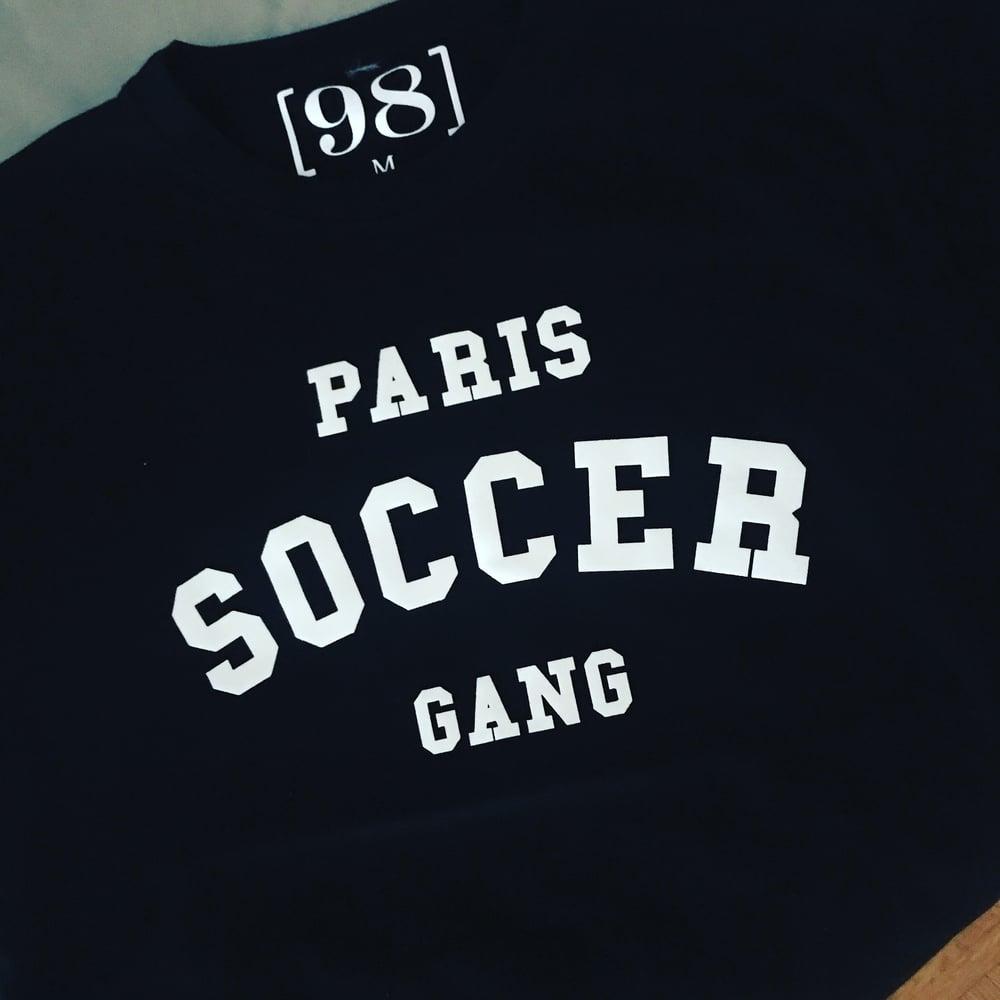 Image of PARIS SOCCER GANG