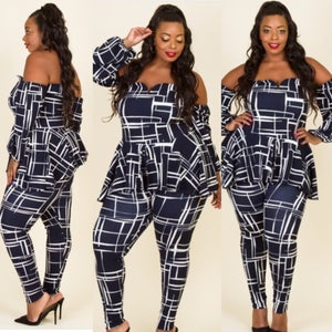 "Image of ""Come Get It Bae"" Jumpsuit"
