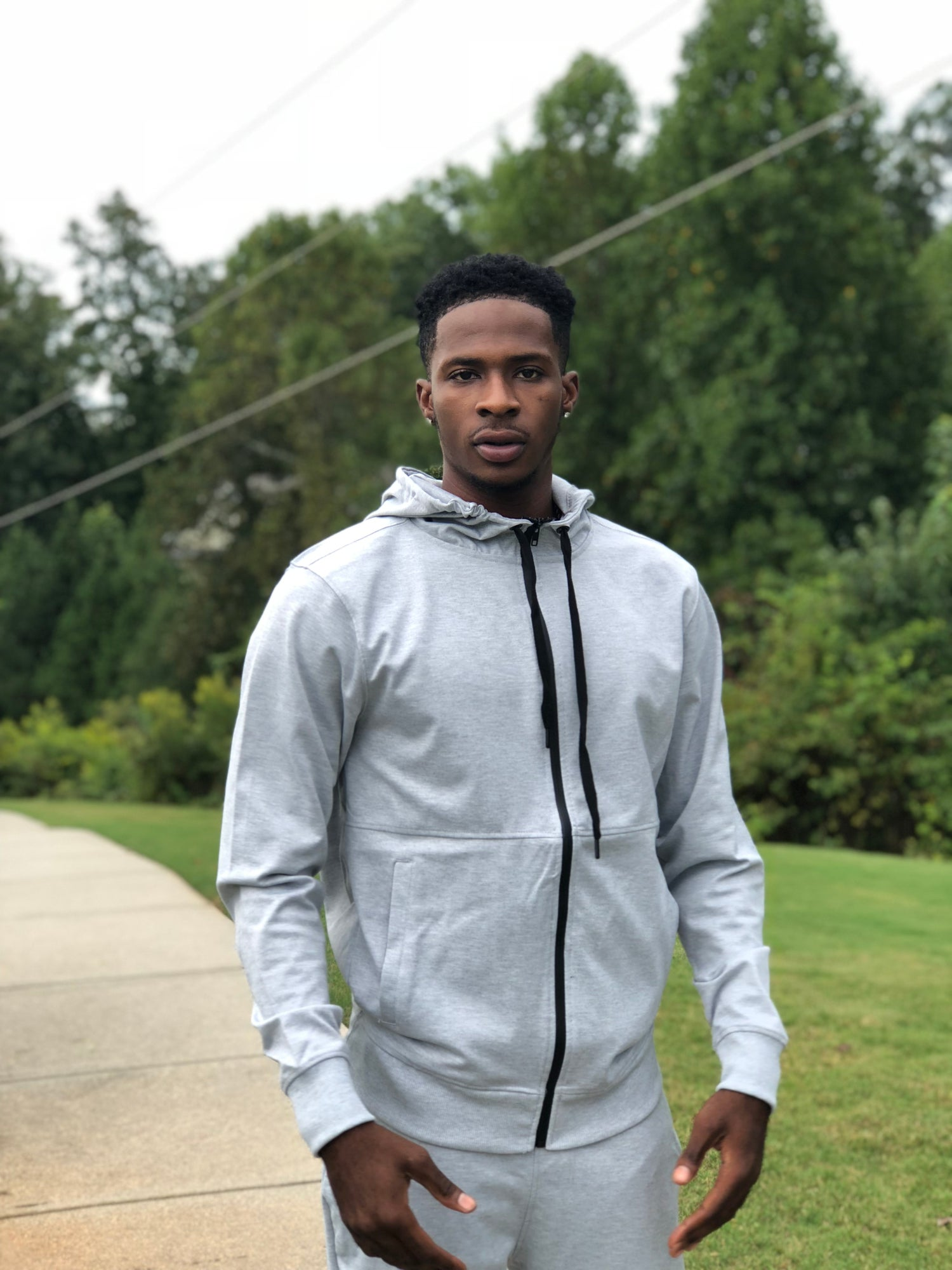 Image of Fall in Suit Jogger
