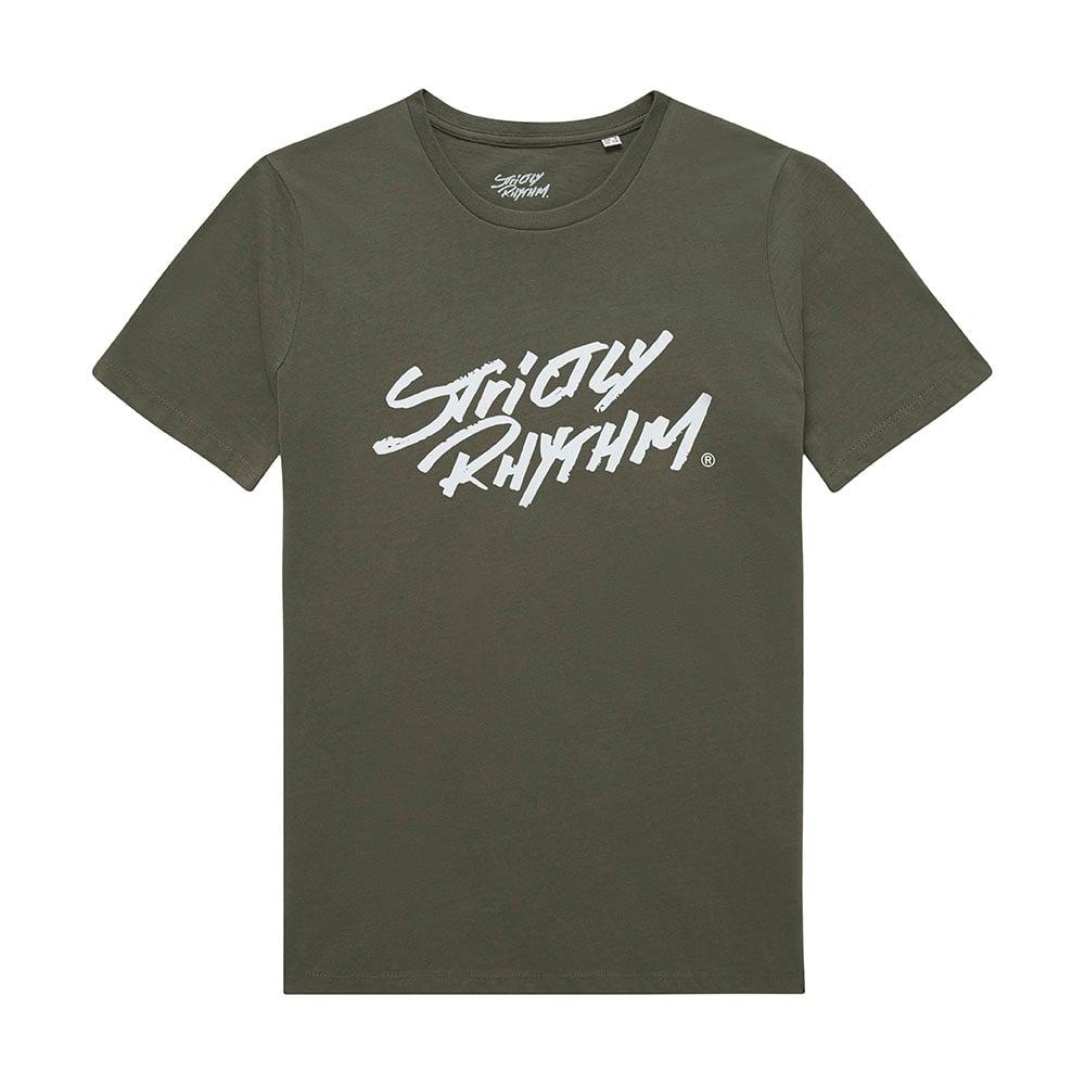 Image of Men's classic logo t-shirt khaki