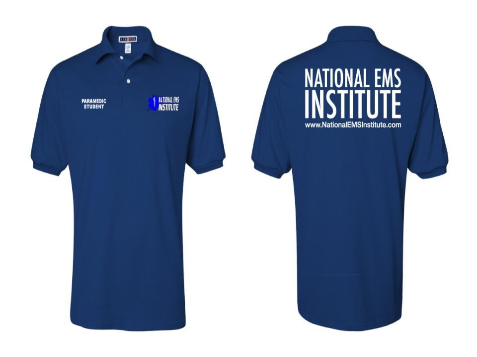 Image of NEI Student Polo - Paramedic