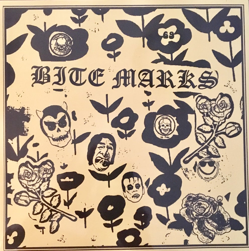 "Image of BiteMarks ""Sucia"" Single Sided 12"""