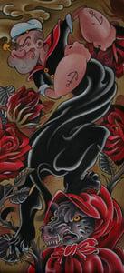 Image of POL-Popeye/panther (OOP-003)