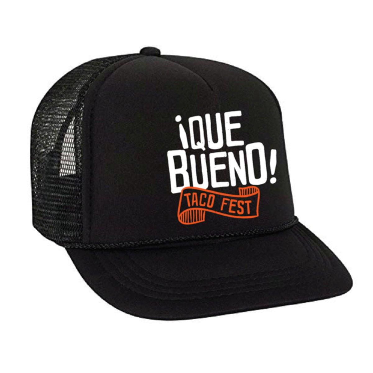 Image of Que Bueno Taco Fest Cap