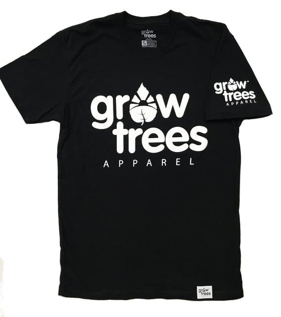 Image of Grow Trees Original (Black)