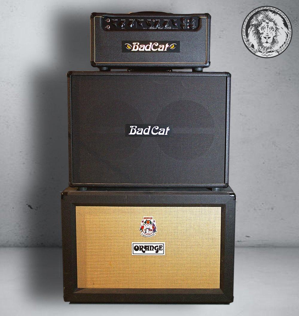 Image of Bad Cat Black Cat 30r Ultimate Kemper Profiles