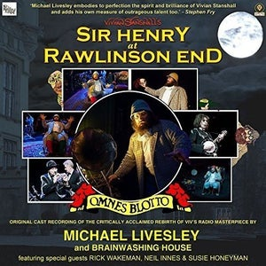 Image of Sir Henry at Rawlinson End CD feat Rick Wakeman and Neil Innes