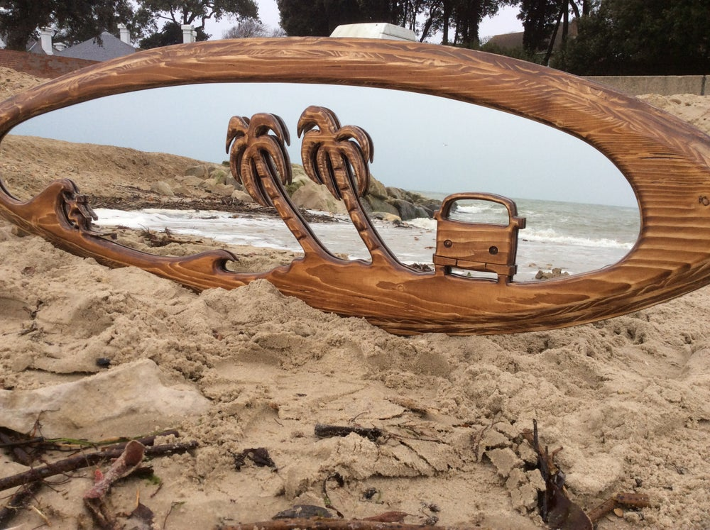 Image of 5ft Classic Surf Mirror