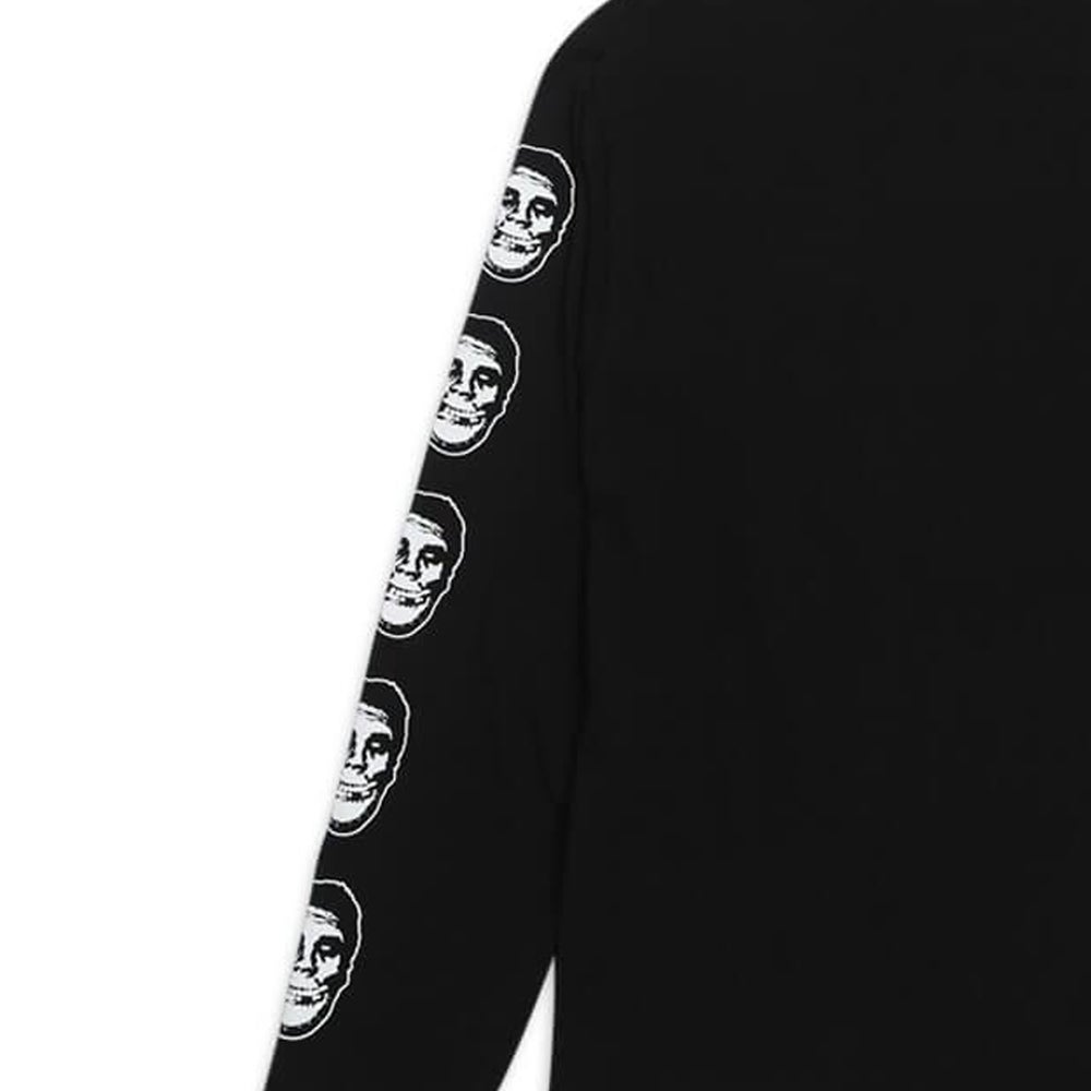 """Image of OBEY - OBEY X MISFITS 7"""" Cover (Black)"""