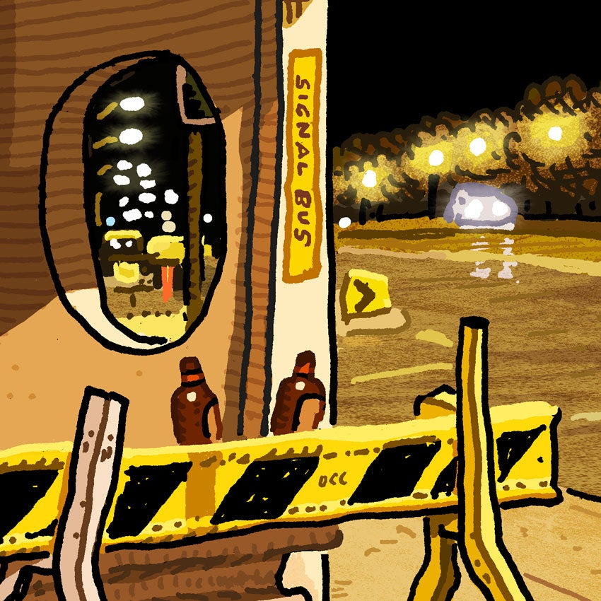 Image of Dickson, Antill Street, digital print