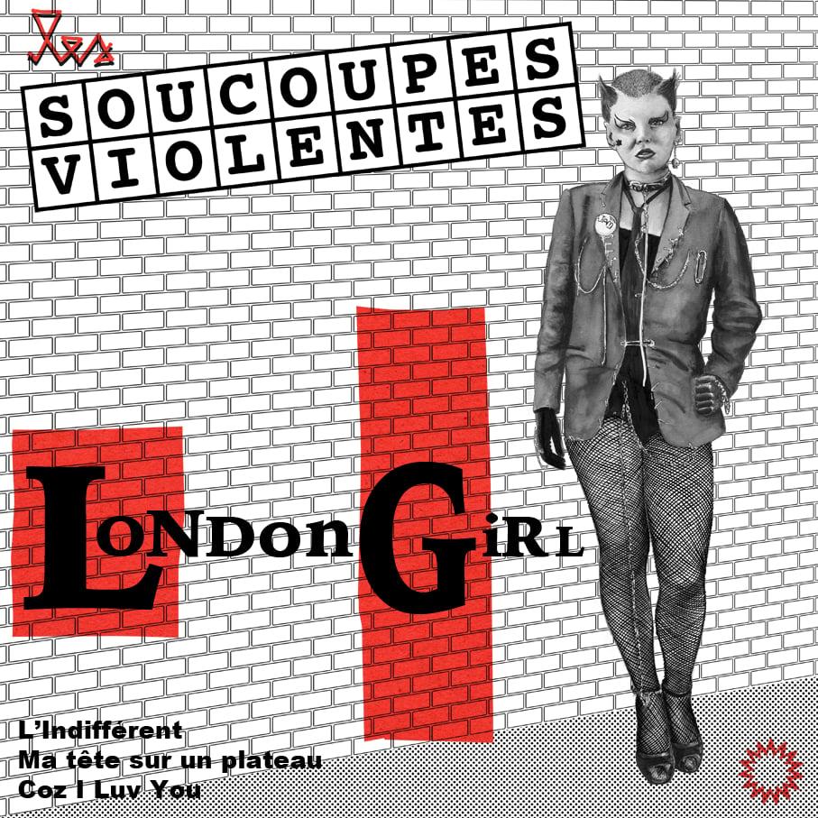 "Image of London Girl EP (Vinyle 7"")"
