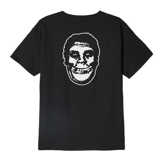 Image of OBEY - OBEY X MISFITS Fiend Club (Black)
