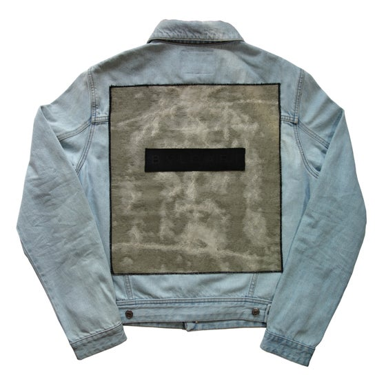 Image of Jesus Custom Jacket ft. Acne Studios