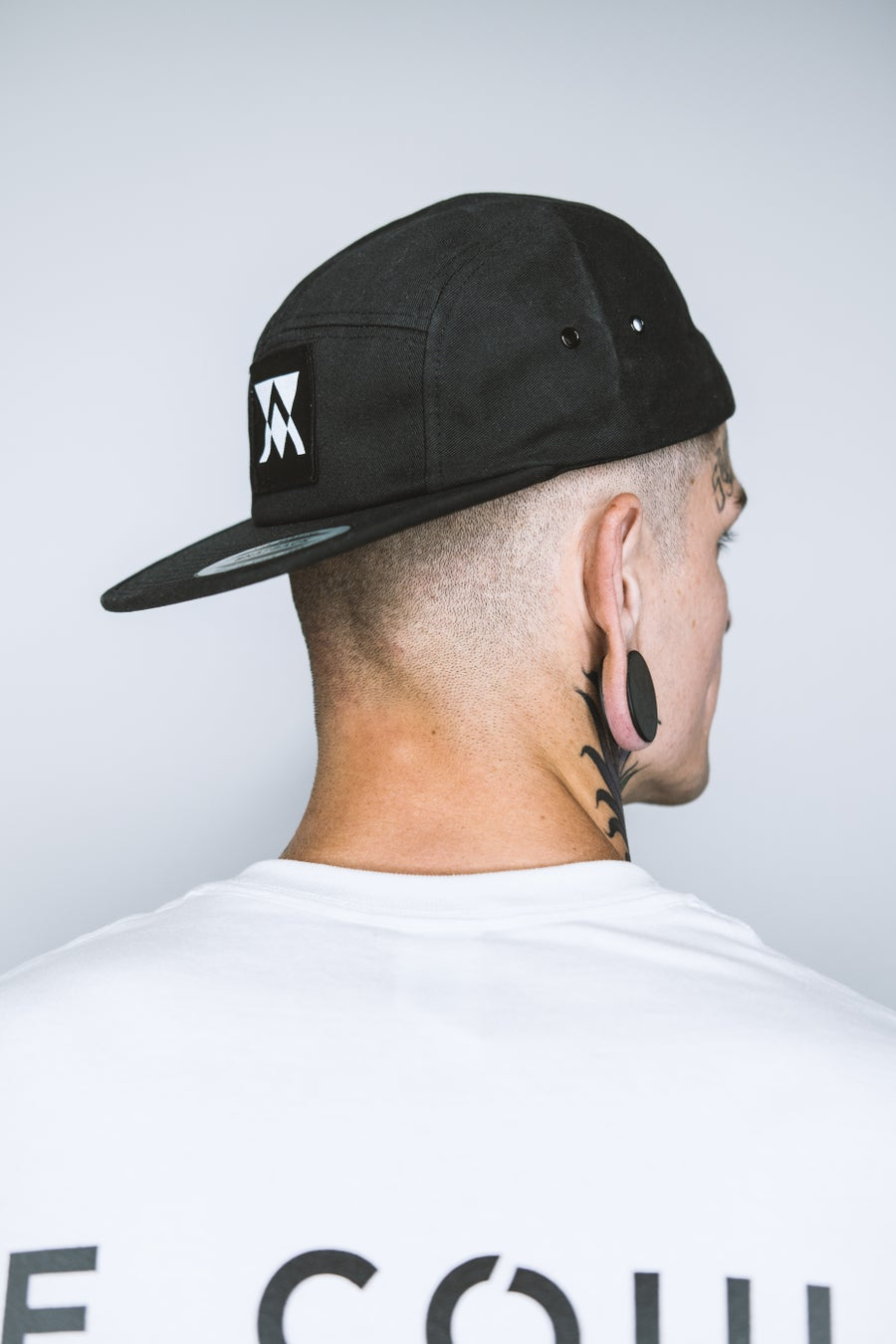 Image of MIRAGE Black SNAPBACK