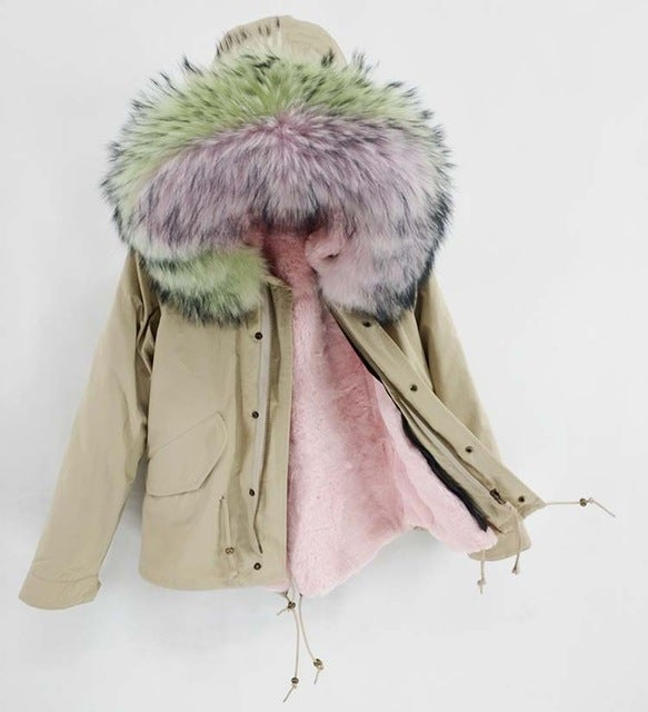 Image of The Holly Parka