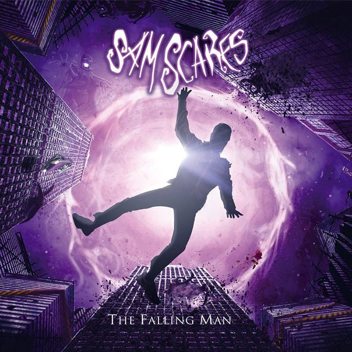 "Image of ""The Falling Man"" CD"