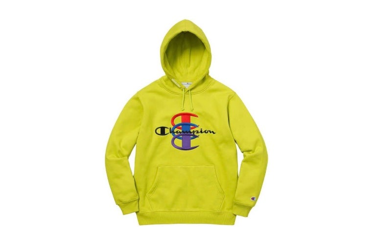 99fb6254515 ... Image of Supreme Champion Stacked C Hooded Sweatshirt ...