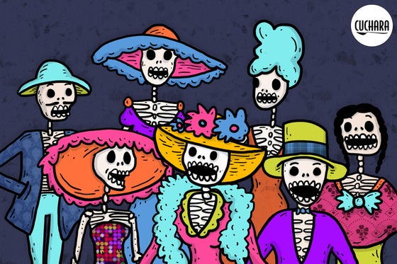 Image of Day of the Dead trip