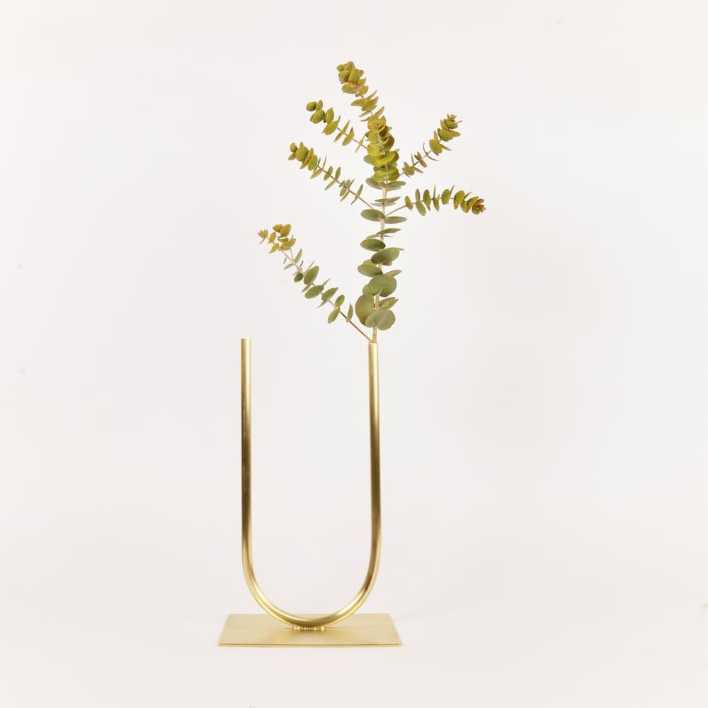 Image of Vase 00315 - Just Off Even U Vase