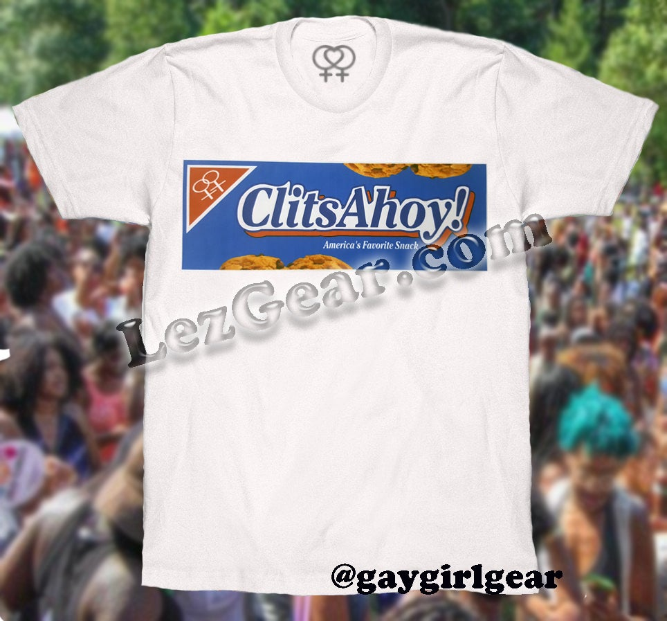 Image of Clits Ahoy Tee