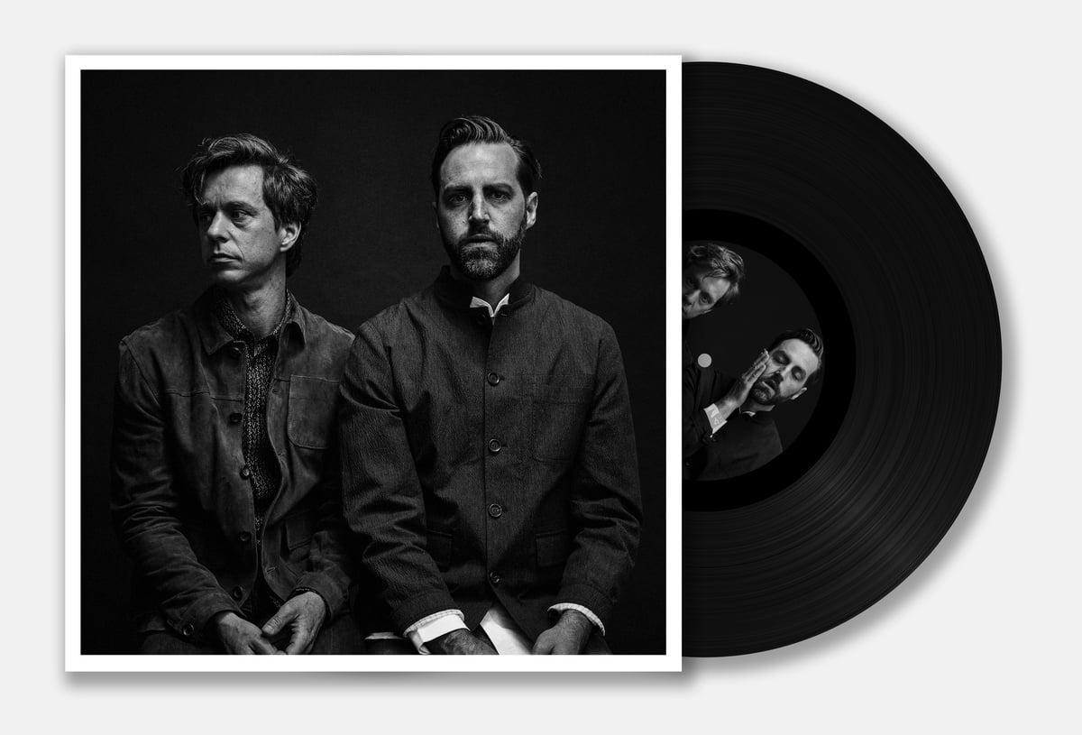 """Image of Areskog & Bergqvist """"Slutstationen"""" LP"""