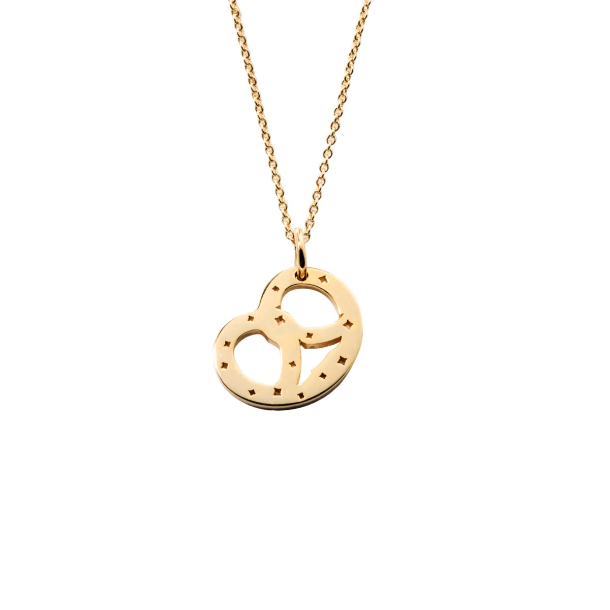 Image of GOLD BREZN | NECKLACE