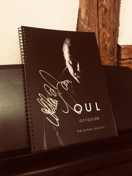 "Image of ""the piano session"" Book+Lyrics+CD"