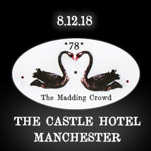 Image of TICKET: Live at The Castle Hotel, Manchester 8.12.18