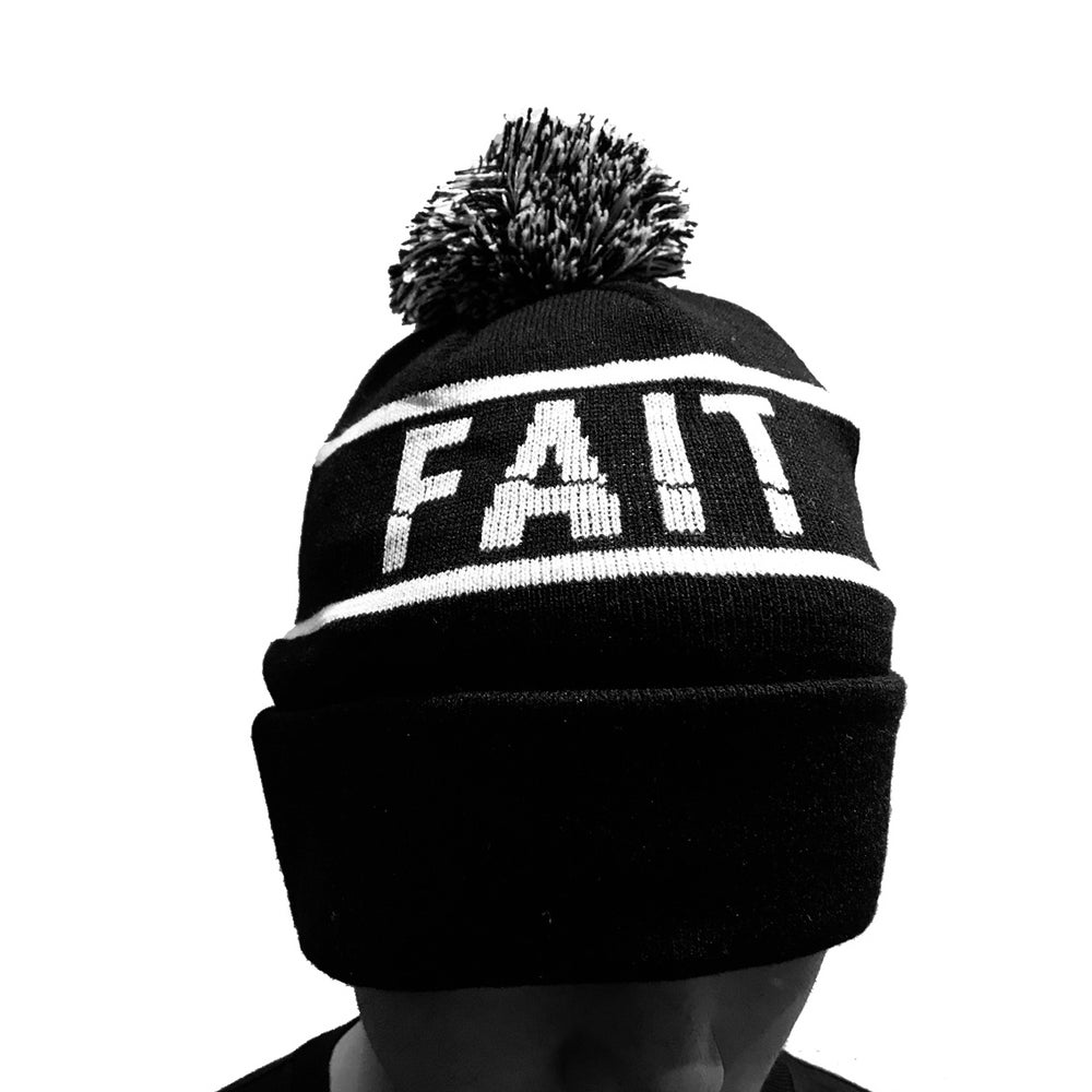 Image of FAIT ACCOMPLI BEANIE