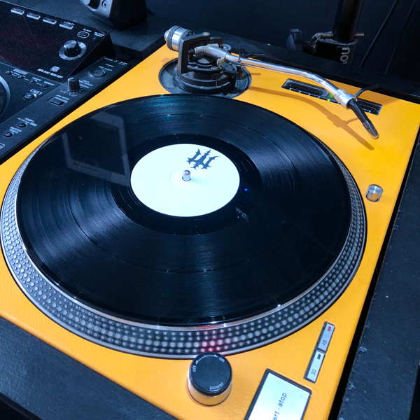 Image of *TEST PRESS* - Defiant - Red Ritual EP - BOOKEY001