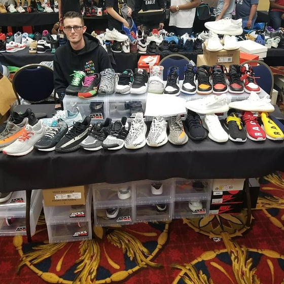 Image of Vendor Table