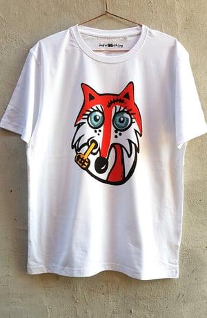 Image of Muggen ræv T-shirt