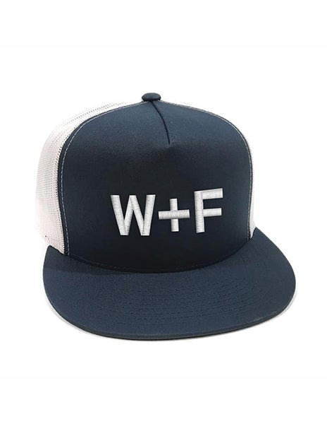 Image of W+F Puff Stitch Hats