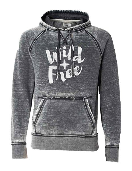 Image of Wild + Free Hooded Sweatshirt
