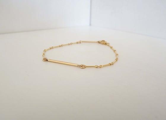 Image of Bar bracelet