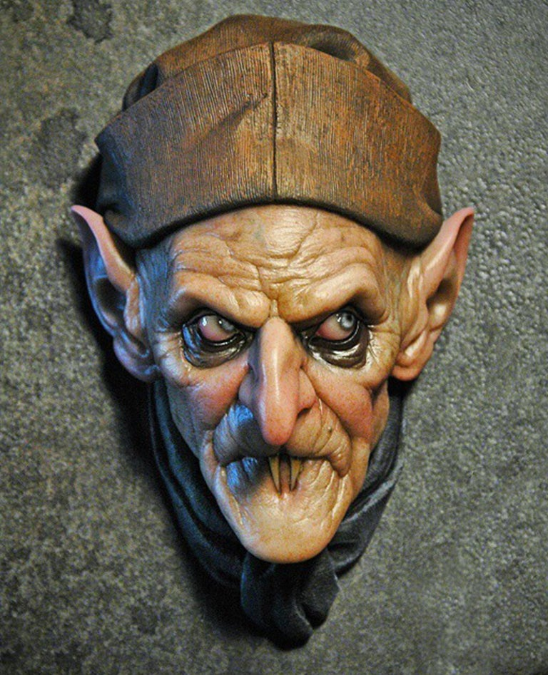 Image of Andy Bergholtz's Orlok Translucent Resin Magnet