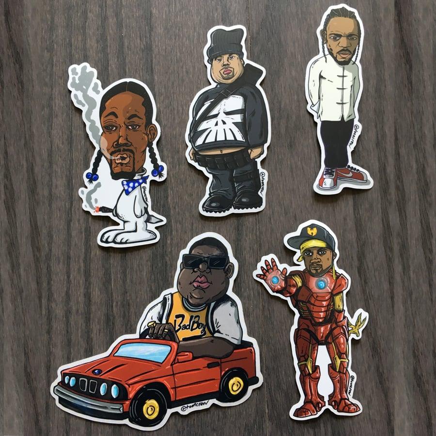 Image of Rap Pack - Series 1