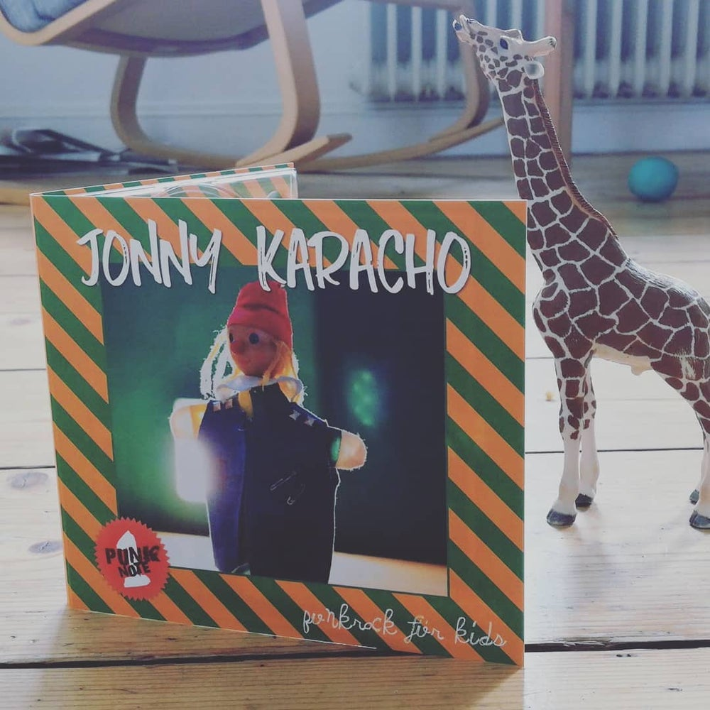 Image of Jonny Karacho - Demo CD