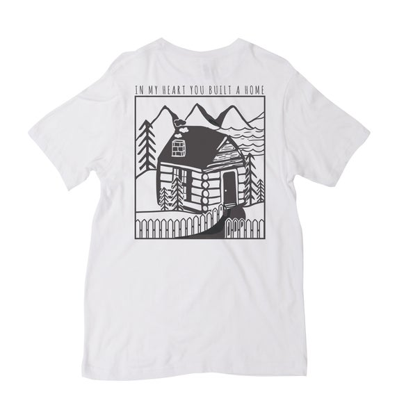 "Image of ""Bright Side"" Home Tee"