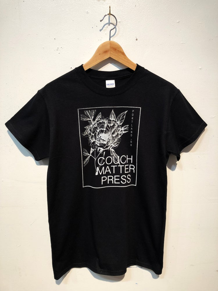 Image of Peony Couch Matter Tee