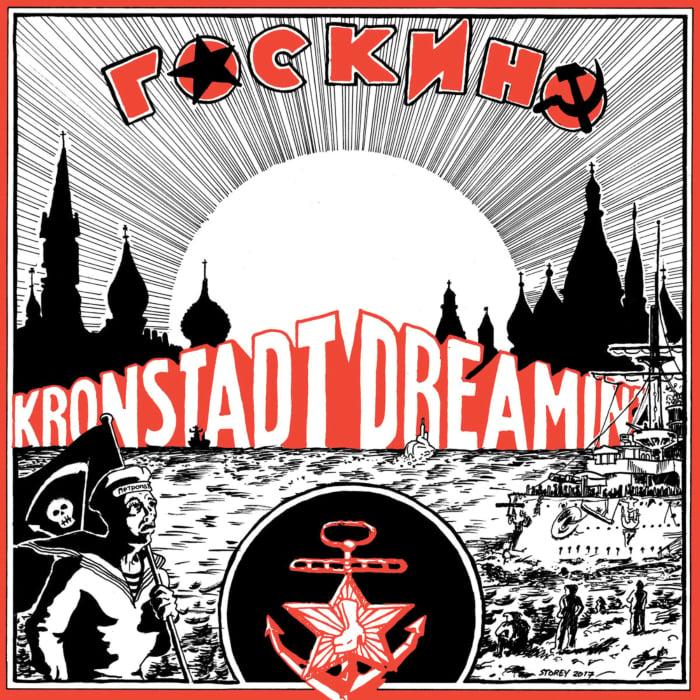 "Image of Rocknho ""Kronstadt Dreamin'"" LP"
